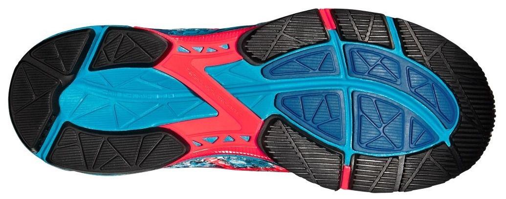 Мужские кроссовки для бега Asics Gel-Noosa Tri 11 (T626N 4006) голубые