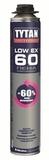 Tytan Professional LowEx 60 Пена профессиональная 750мл (12шт/кор)