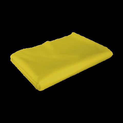 Простыня одноразовая (1уп - 20шт) желтая