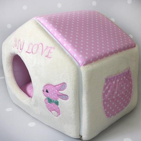 Гламурный домик для собак