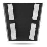 Алмазный шлифовальный франкфурт Messer тип H-16/18 для грубой шлифовки (4 сегмента)