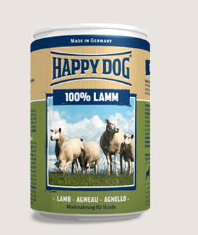 Happy Dog Консервы для собак Happy Dog 100% Ягненок happy-dog-hundefutter-lamm-pur-k.jpg