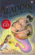 Kitab Aladdin & his Magical Lamp | Katie Daynes