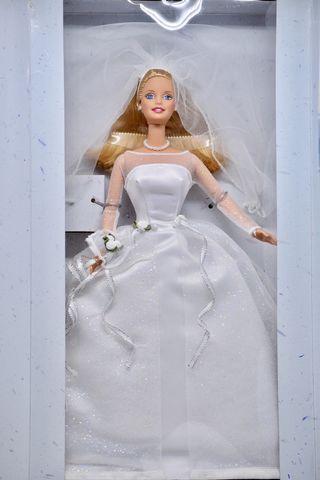 Кукла Барби Застенчивая Невеста - Blushing Bride, Mattel