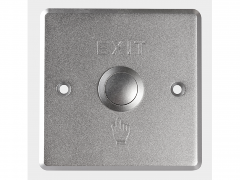 Механическая кнопка выхода Hikvision DS-K7P01