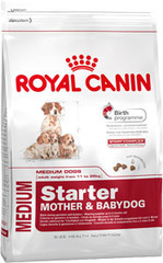 Royal Canin Starter Medium Puppy