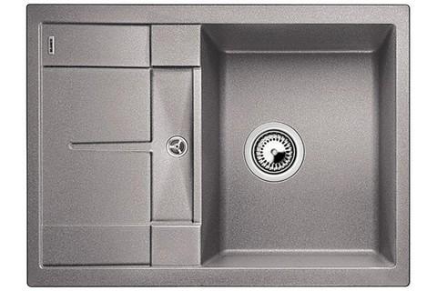 Кухонная мойка Blanco METRA 45S Compact, алюметаллик