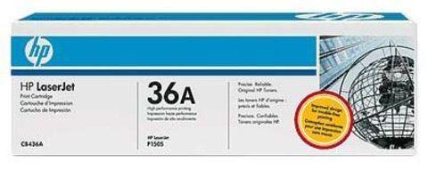 Картридж HP CB436A для принтеров Hewlett Packard Laserjet P1505/ P1505n/ M1120/ M1120n/ M1522n (ресурс 2000 страниц)