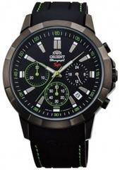 Мужские часы Orient FKV00006B0 Chronograph