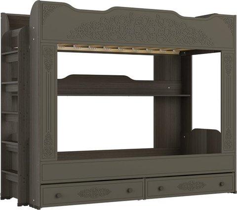 АС-25 Кровать 2х ярусная серии Ассоль Плюс