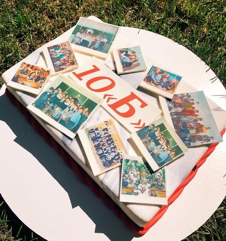 Торт Последний звонок