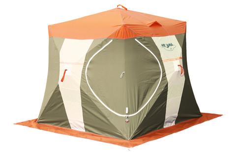 Зимняя палатка Нельма Куб-2 Люкс