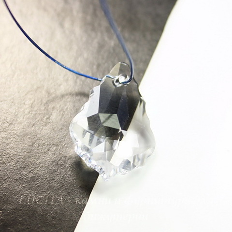 6090 Подвеска Сваровски Baroque Crystal (22х15 мм) ()