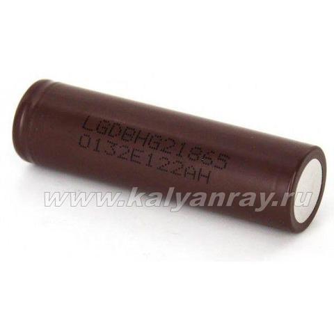 Купить аккумулятор LG 18650 HG2 в Москве