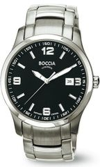 Мужские наручные часы Boccia Titanium 3530-06