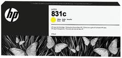 Картридж HP № 831, Yellow, 775 мл, CZ697A