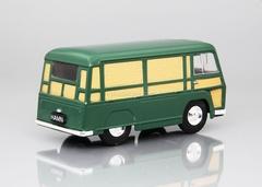 NAMI-750 1948-1951 green 1:43 DeAgostini Auto Legends USSR #225