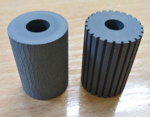 Ролик захвата (Резинка) автоподатчика ADF (к-т 2шт) для Kyocera 36211110/ 3BR07040 (DP-100/410/420/670)