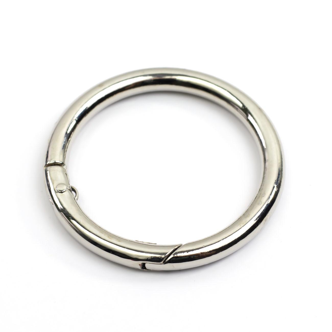 Карабины Карабин-кольцо 38мм IMG_6724.jpg