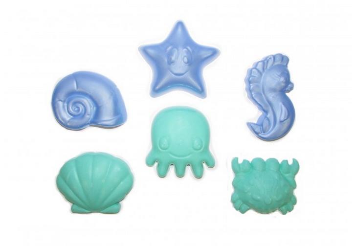 формочки Морские люкс