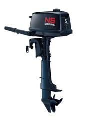 Лодочный мотор NS Marine NM 5 B DS