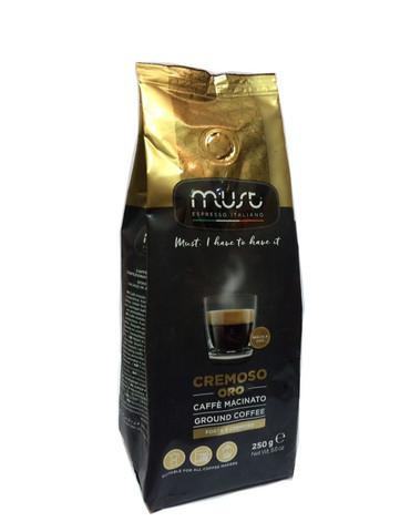 Кофе молотый Must Cremoso 250 гр