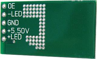SSC0018 - Регулируемый стабилизатор тока 20..600мА