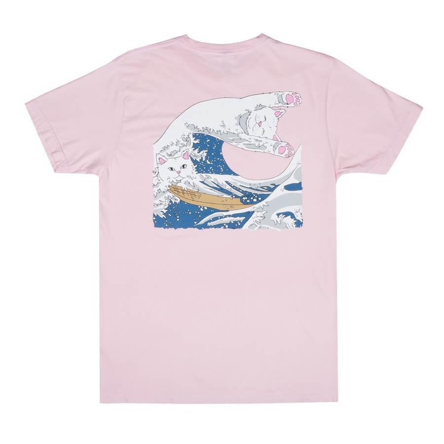 Футболка RIPNDIP Great Wave (Blossom)