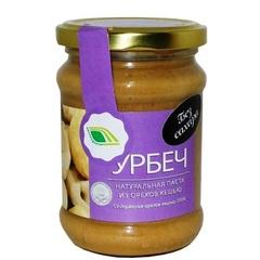 Урбеч-паста, Биопродукты, натуральная, из кешью, 280 г