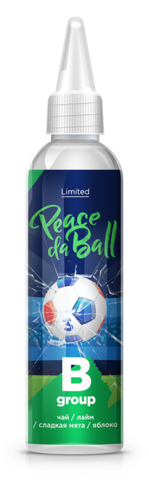 Peace da Ball: Group E