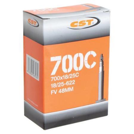 Камера CST 700 x 18/25C (Вело ниппель)