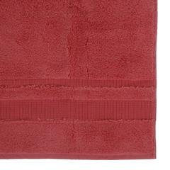 Полотенце 100х150 Hamam Pera розовое