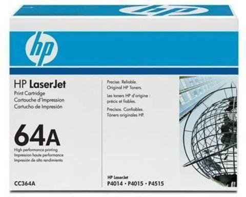 Картридж HP CC364A для Hewlett Packard LaserJet P4014, P4014dn, P4014n, P4015dn, P4015n, P4015tn, P4015x, P4515n, P4515tn, P4515x, P4515xm. (ресурс 10000 страниц)
