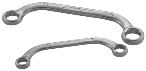 W6511922 Ключ гаечный накидной стартерный, 19х22 мм