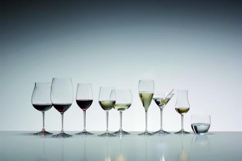 Набор из 2-х бокалов для воды Water 371 мл, артикул 6416/20. Серия Vinum XL