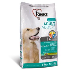 1st Choice Adult Light Healthy Weight Dog
