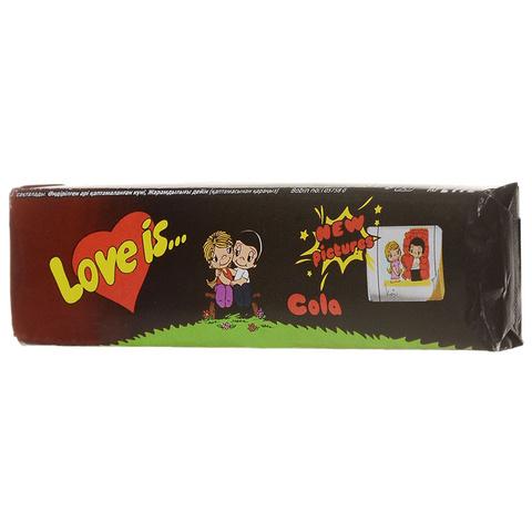 Love Is - новые вкладыши, любимые вкусы (кола)