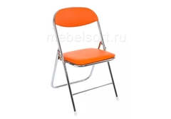Стул Фолд (Fold) раскладной оранжевый