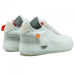Унисекс Nike Air Force Off White White