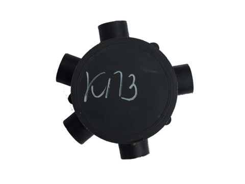 Коробка электромонтажная КП-3 (100 шт.)