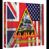 Def Leppard / London To Vegas (Limited Edition)(2Blu-ray+4CD)