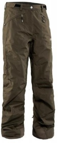 Горнолыжные брюки женские 8848 Altitude Laura