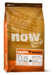 NOW FRESH™ Fresh Senior Recipe Grain Free