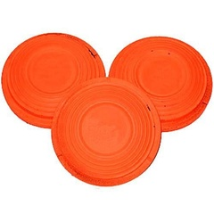 Мишень-тарелка стандарт (оранж) 150шт./кор.