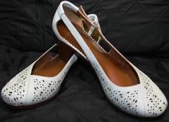 Босоножки туфли Marani Magli 031 405 White.