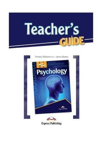 Psychology (esp). Teacher's Guide. Книга для учителя
