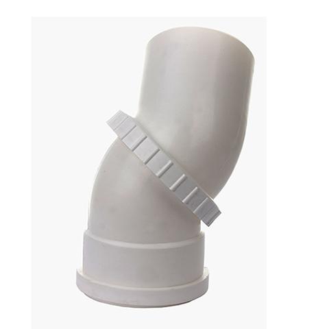 Отвод универсальный СИНИКОН - 110 (для системы внутренней канализации)