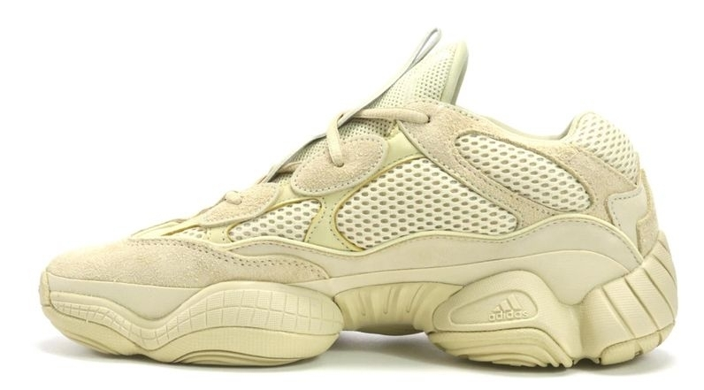 Adidas Yeezy Boost 500 (Desert Rat/Super Moon Yellow) (003)