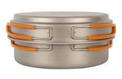 Кастрюля Novaya Zemlya Titanium Cookware 0,95 л TS-016