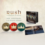 Rush / A Farewell To Kings (40th Anniversary Deluxe Edition)(3CD)